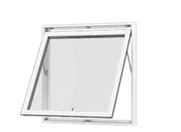 Topstyrede vinduer
