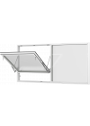 Rationel FORMA BASIC Topvende m. fast felt