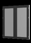 Rationel AURAPLUS BASIC Terrassedør 2-fløjet